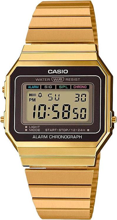 Часы Наручные CASIO A700WEG-9A