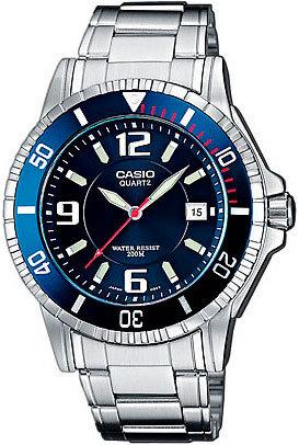Часы Наручные CASIO MTD-1053D-2A