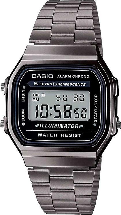 Часы Наручные CASIO A-168WEGG-1A
