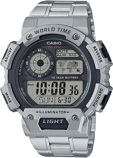 Часы Наручные CASIO AE-1400WHD-1A