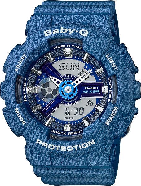 Часы Наручные CASIO BA-110DC-2A2
