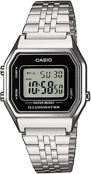 Часы Наручные CASIO LA-680WEA-1E