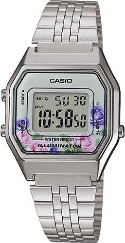 Часы Наручные CASIO LA-680WEA-4C