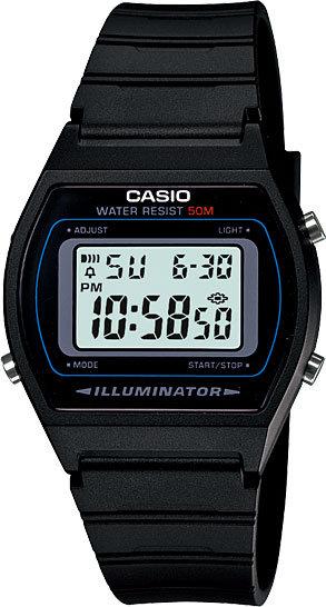 Часы Наручные CASIO W-202-1A