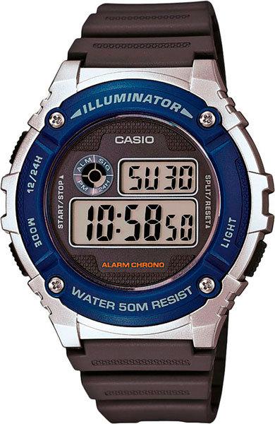 Часы Наручные CASIO W-216H-2A