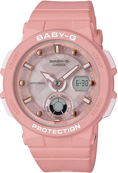 Часы Наручные CASIO BGA-250-4A