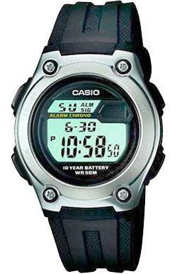 Часы Наручные CASIO W-211-1A