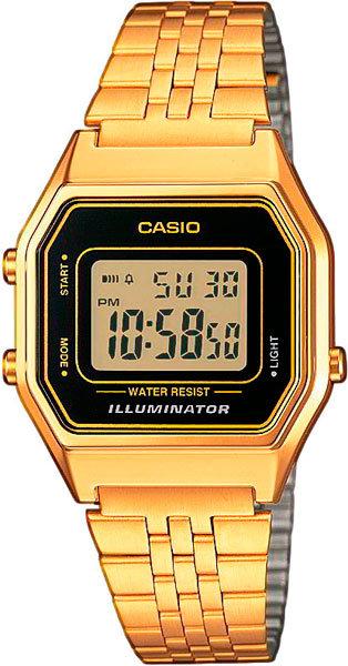 Часы Наручные CASIO LA-680WEGA-1E