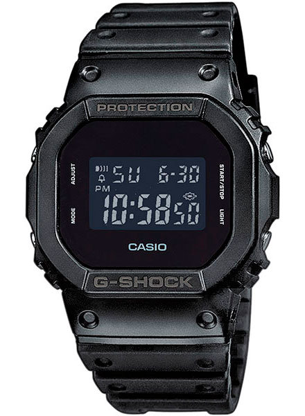 Часы Наручные CASIO DW-5600BB-1E