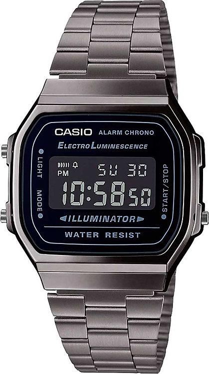 Часы Наручные CASIO A-168WEGG-1B