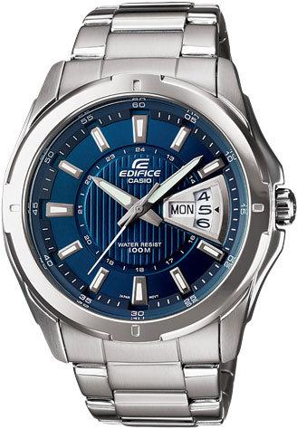 Часы Наручные CASIO EF-129D-2A