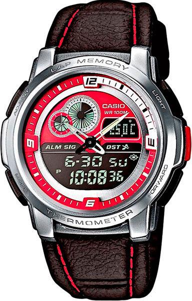 Часы Наручные CASIO AQF-102WL-4B