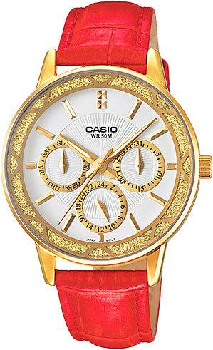 Часы Наручные CASIO LTP-2087GL-4A