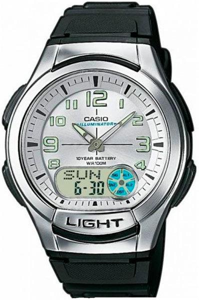Часы Наручные CASIO AQ-180W-7B