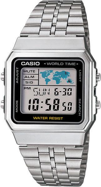 Часы Наручные CASIO A-500WEA-1E