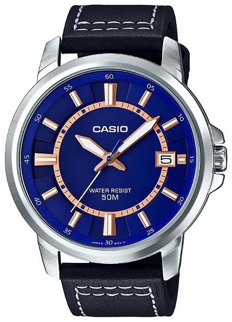 Часы Наручные CASIO MTP-E130L-2A1