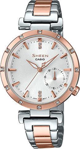 Часы Наручные CASIO SHE-4051SPG-7A