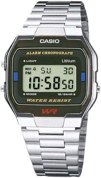 Часы Наручные CASIO A-163WA-1