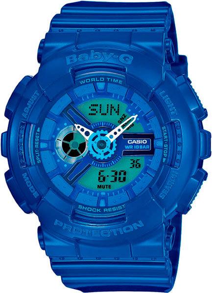 Часы Наручные CASIO BA-110BC-2A