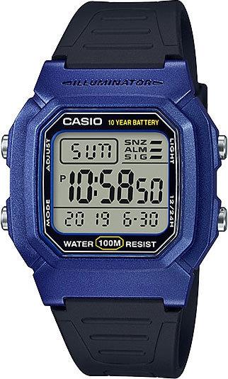 Часы Наручные CASIO W-800HM-2A