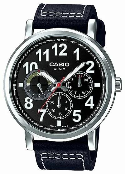 Часы Наручные CASIO MTP-E309L-1A