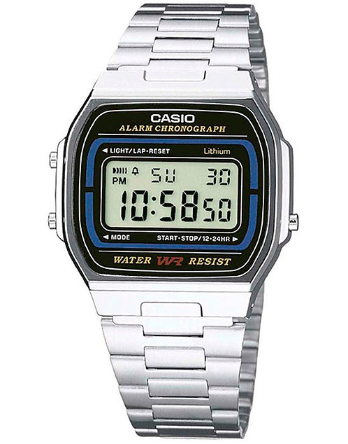 Часы Наручные CASIO A-164WA-1