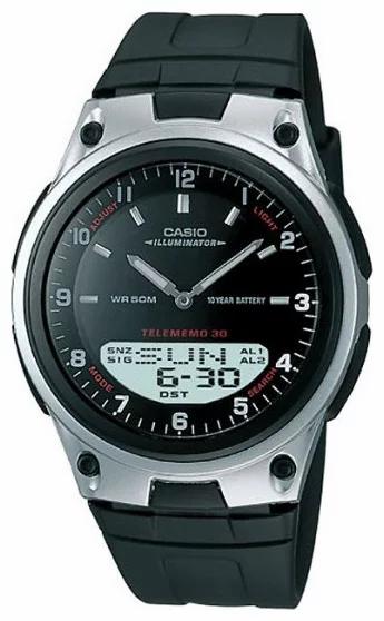 Часы Наручные CASIO AW-80-1A