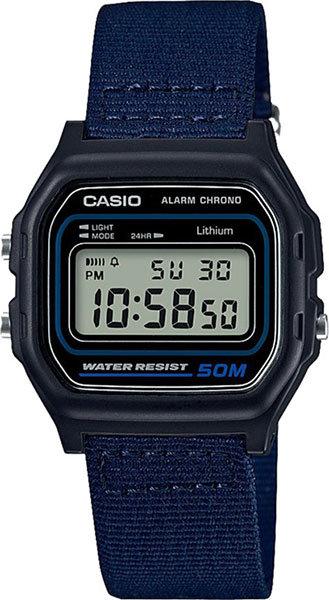 Часы Наручные CASIO W-59B-2A