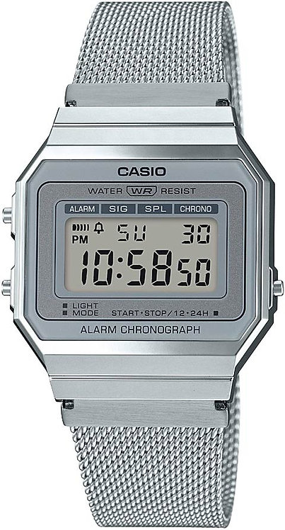 Часы Наручные CASIO A700WEM-7A
