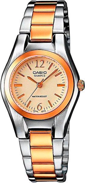 Часы Наручные CASIO LTP-1280PSG-9A