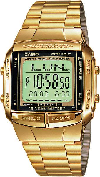 Часы Наручные CASIO DB-360GN-9A