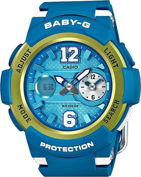 Часы Наручные CASIO BGA-210-2B