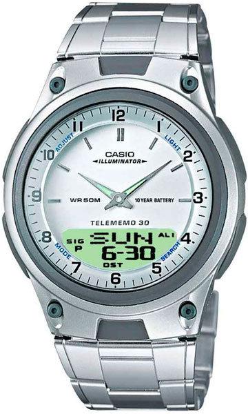 Часы Наручные CASIO AW-80D-7A