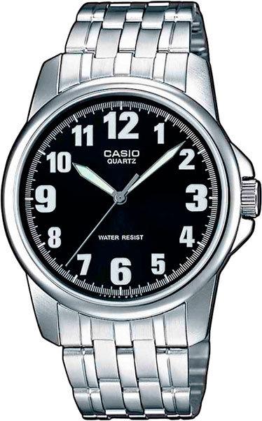 Часы Наручные CASIO MTP-1260PD-1B