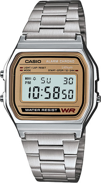 Часы Наручные CASIO A-158WEA-9E