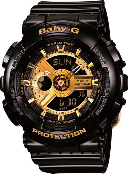 Часы Наручные CASIO BA-110-1A