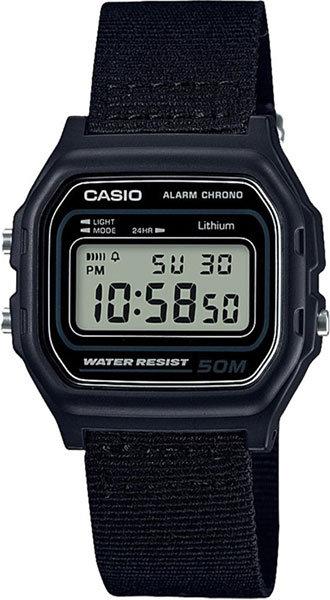 Часы Наручные CASIO W-59B-1A