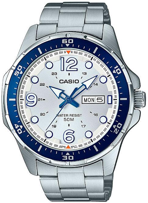 Часы Наручные CASIO MTD-100D-7A2