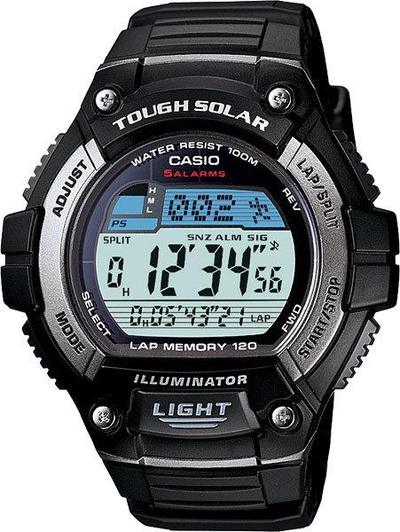 Часы Наручные CASIO W-S220-1A