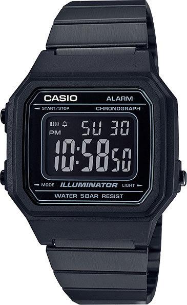 Часы Наручные CASIO B650WB-1B