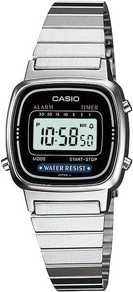 Часы Наручные CASIO LA-670WEA-1E
