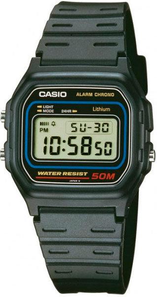 Часы Наручные CASIO W-59-1