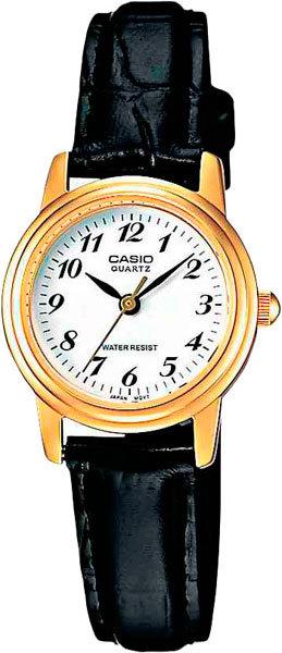 Часы Наручные CASIO LTP-1236PGL-7B