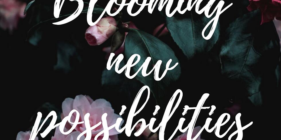 Développement personnel en forêt - Blooming new possibilities - novembre