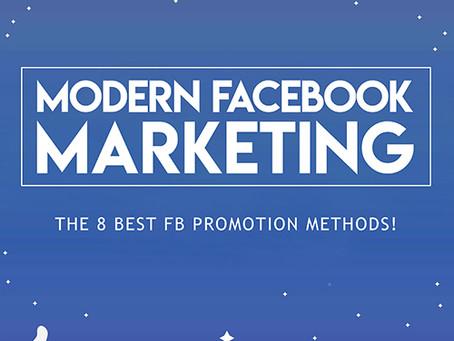Modern Facebook Marketing - PLR eBook Provider