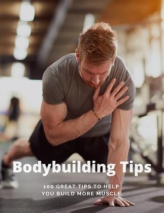 100 Bodybuilding Tips
