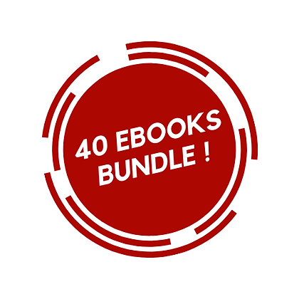 Business, Finance & Marketing (40 eBooks Bundle)