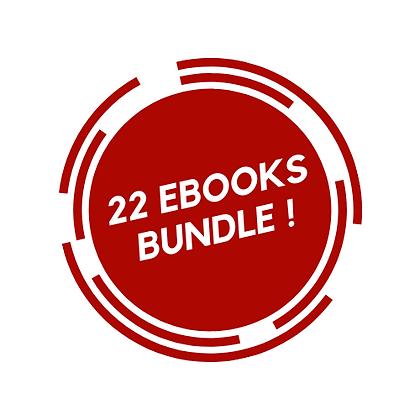 Health, Food & Well Being (22 eBooks Bundle)