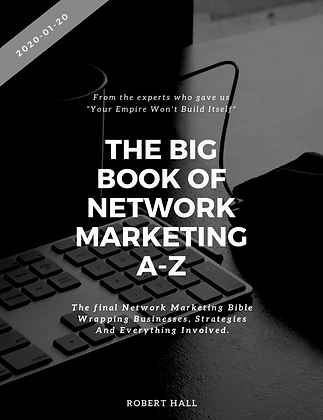 The Big Book of Network Marketing A-Z