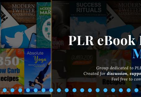 eBooks for Resale 2020 - PLR eBook Provider